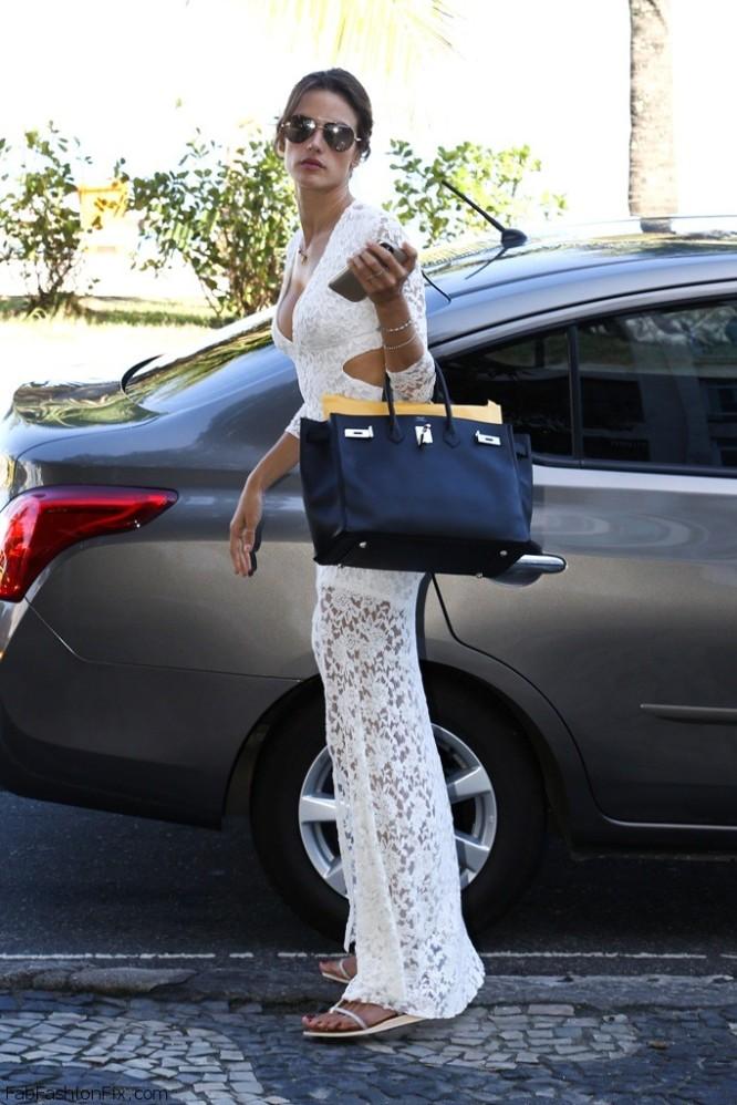 Maxi Vestido Blanco