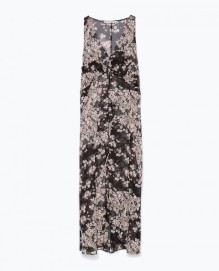 Zara maxi Vestido